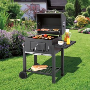 Holzkohle Grill